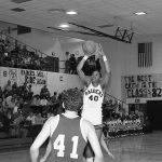 1981 Uniontown Basketball Kenner Holt