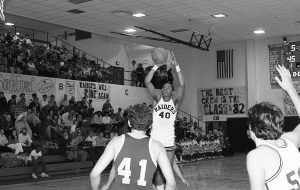 1981 Uniontown Basketball Kenner Holt