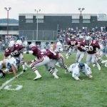 1983 IUP vs Hillsdale Football