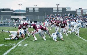 1983 IUP vs Hillsdale Football