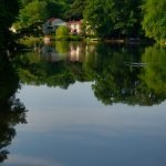 Lake Anne Reston Virginia